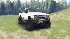 Toyota Hilux Xtra Cab 1994