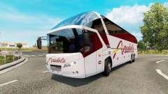 Bus traffic v1.7 para Euro Truck Simulator 2