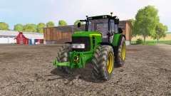 John Deere 6830 Premium para Farming Simulator 2015