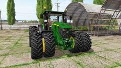 John Deere 6230R v4.0 para Farming Simulator 2017