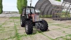 MTZ-1221 Bielorrússia