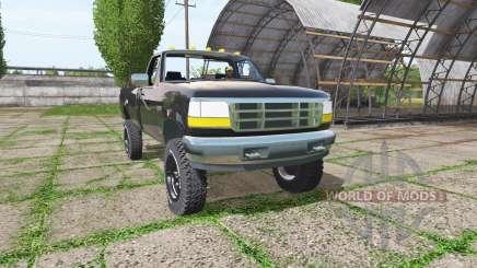 Ford F-350 para Farming Simulator 2017
