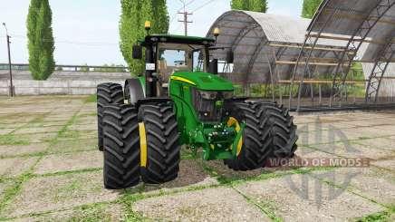 John Deere 6250R v4.0 para Farming Simulator 2017
