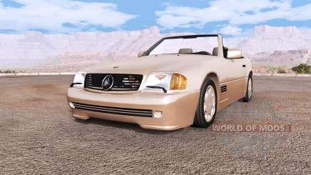 Mercedes-Benz 500 SL (R129) para BeamNG Drive