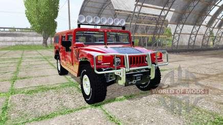 Hummer H1 para Farming Simulator 2017