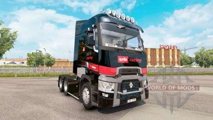 Renault T v6.1 para Euro Truck Simulator 2