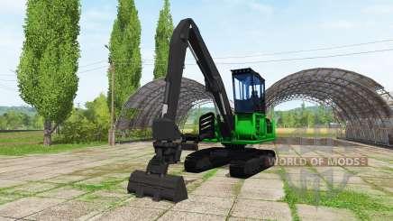 Shovel scoop loader para Farming Simulator 2017