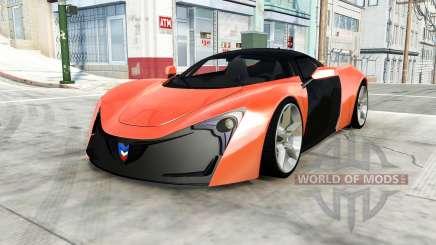 Marussia B2 para BeamNG Drive