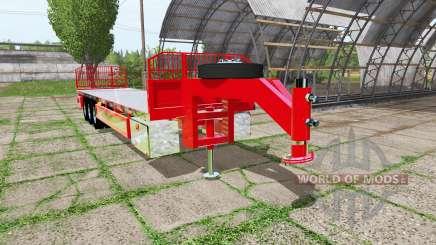 Bale trailer para Farming Simulator 2017