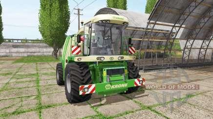 Krone BiG X 750 para Farming Simulator 2017