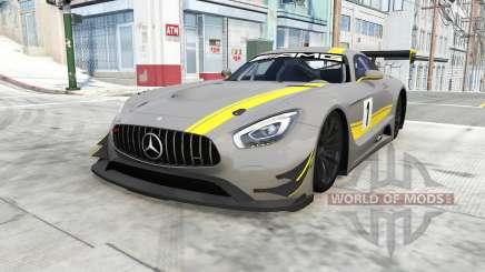 Mercedes-AMG GT (C190) para BeamNG Drive