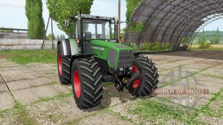 Fendt Favorit 824 v3.1 para Farming Simulator 2017