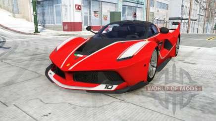 Ferrari FXX-K para BeamNG Drive