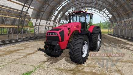 Bielorrússia 4522 v2.3 para Farming Simulator 2017