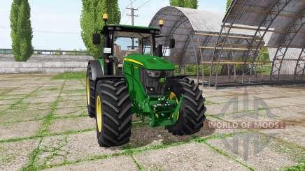 John Deere 6250R v4.1 para Farming Simulator 2017