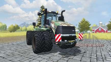 Case IH Steiger 600 camouflage para Farming Simulator 2013
