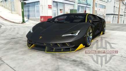Lamborghini Centenario para BeamNG Drive