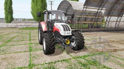Steyr Multi 4095 v2.0 para Farming Simulator 2017