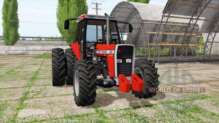 Massey Ferguson 297 Turbo para Farming Simulator 2017