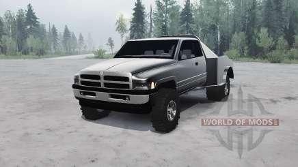 Dodge Ram 3500 1996 para MudRunner