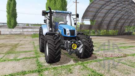 New Holland T6.070 para Farming Simulator 2017