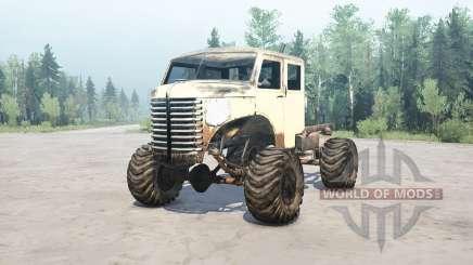 Rat Truck para MudRunner