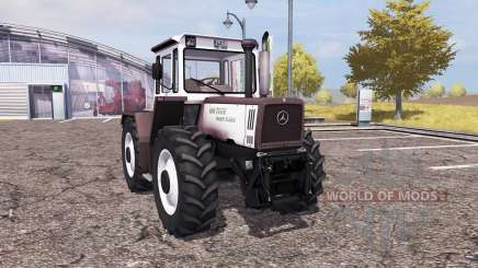 Mercedes-Benz Trac 1600 Turbo white para Farming Simulator 2013