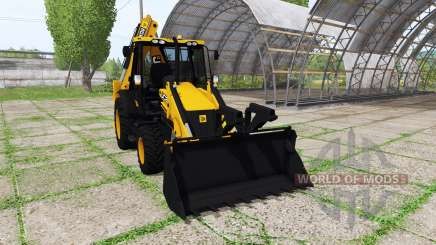 JCB 3CX ECO para Farming Simulator 2017