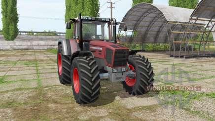 Fendt Favorit 822 v3.0 para Farming Simulator 2017