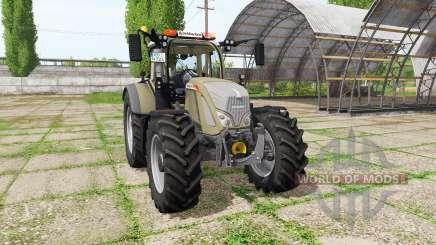 Fendt 718 Vario para Farming Simulator 2017