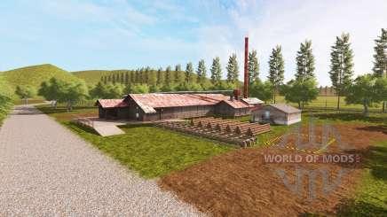 Los Grandes Terrenos v1.0.4 para Farming Simulator 2017