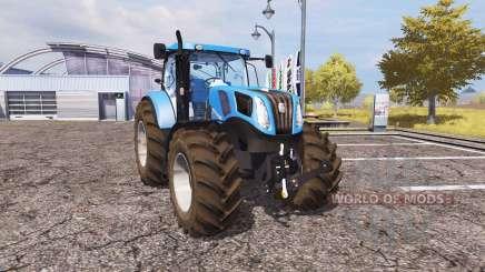 New Holland T8.390 v3.0 para Farming Simulator 2013