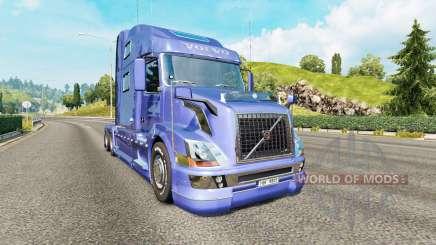 Volvo VNL 780 v2.8 para Euro Truck Simulator 2