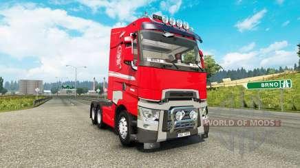 Renault T v6.2 para Euro Truck Simulator 2