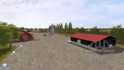 Oberhausen v0.8.1 para Farming Simulator 2017