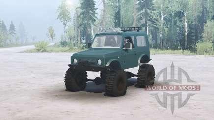 Suzuki Samurai para MudRunner