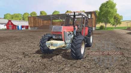 URSUS 1604 front loader v1.1 para Farming Simulator 2015