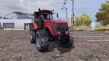 Bielorrússia 3022 DC.1 v3.0 para Farming Simulator 2013