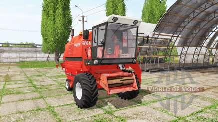 Bizon 5058 para Farming Simulator 2017