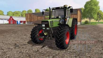 Fendt Favorit 515C front loader para Farming Simulator 2015