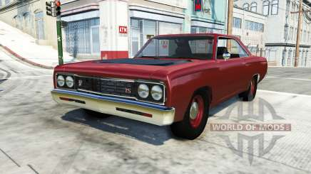 Plymouth Road Runner v1.3.1 para BeamNG Drive