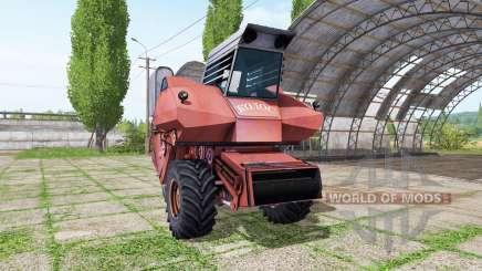 SK 6 Kolos v1.3 para Farming Simulator 2017