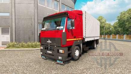 MAZ 5340 v1.1 para Euro Truck Simulator 2