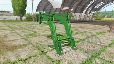 John Deere H480 para Farming Simulator 2017