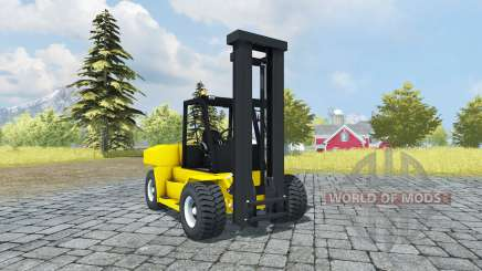 Komatsu EX50 para Farming Simulator 2013