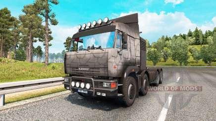 KamAZ 65201 v1.Dois para Euro Truck Simulator 2