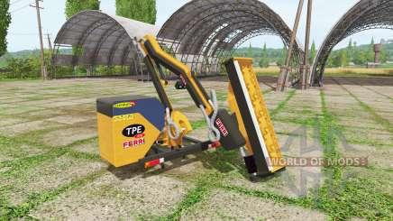 FERRI TPE Evo para Farming Simulator 2017