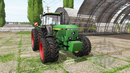 John Deere 4850 v2.1.1 para Farming Simulator 2017