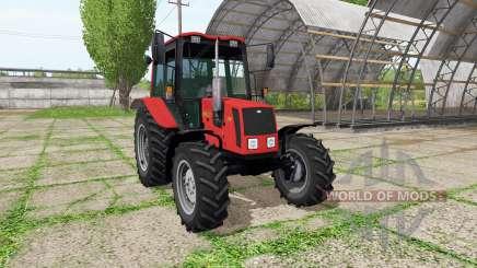 Bielorrússia 826 v2.0 para Farming Simulator 2017