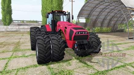 Bielorrússia 4522 v2.2 para Farming Simulator 2017